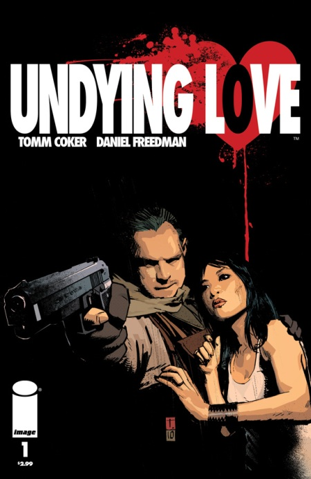 Undying Love #1 cover