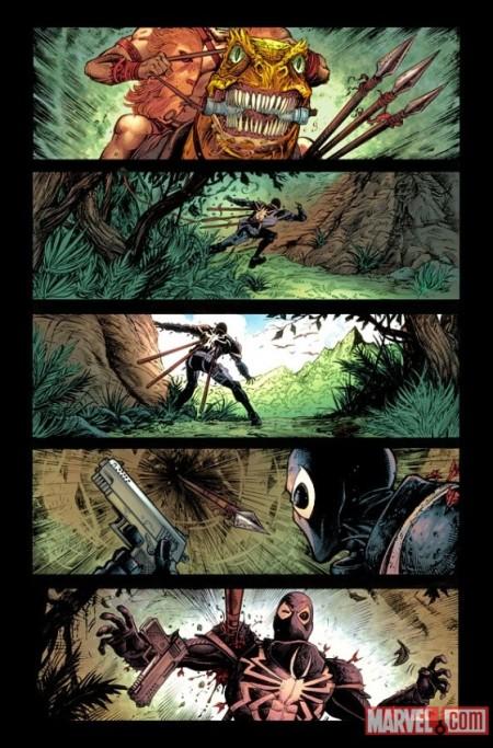 Venom #2 Preview 2