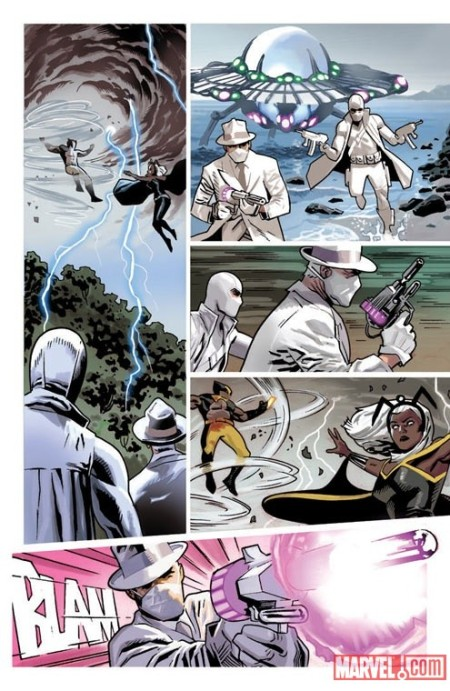 Wolverine #8 Preview1