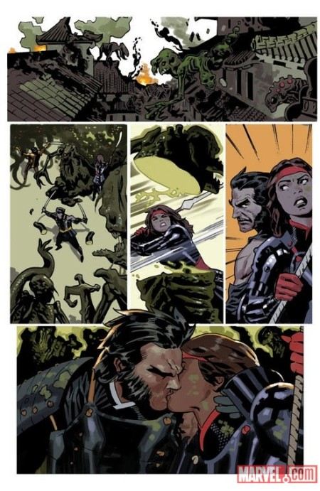 Wolverine #8 Preview2