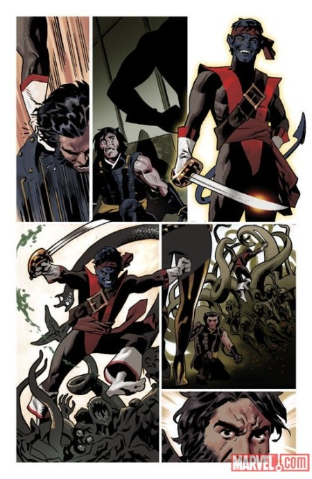 Wolverine #8 Preview4