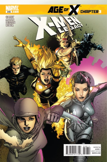 XMEN LEGACY #246 COVER