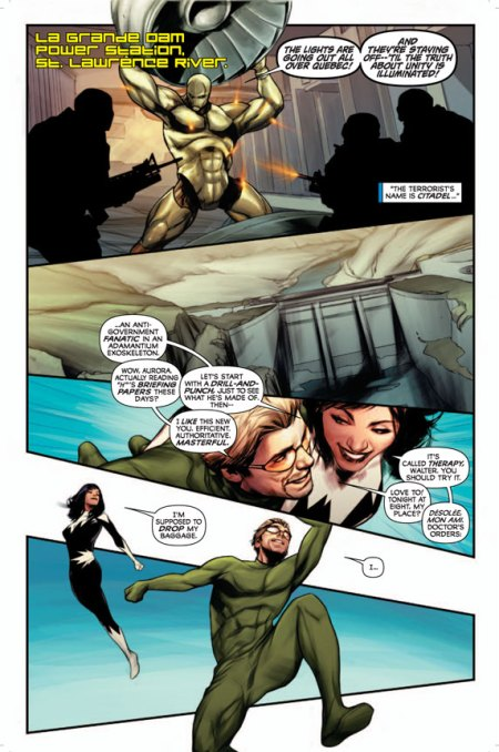 Alpha Flight #0.1 Preview1