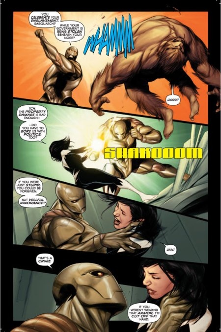 Alpha Flight #0.1 Preview3