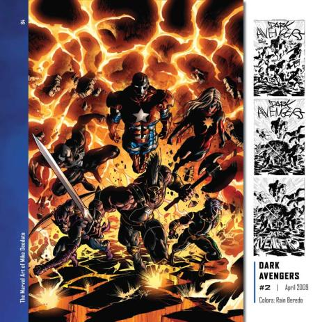 The Art Of Mike Deodato Preview1