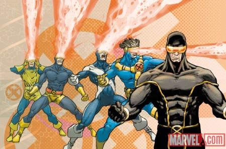Amazing Spider-Man #661 X-MEN EVOLUTIONS Variant Cover