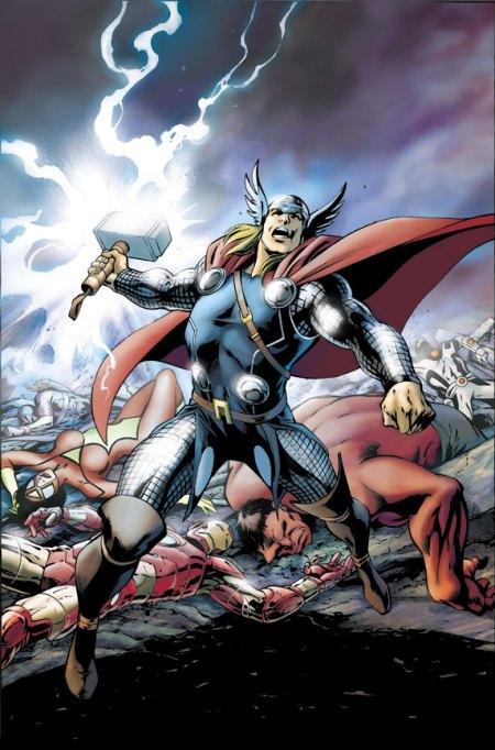Avengers #13 Cover