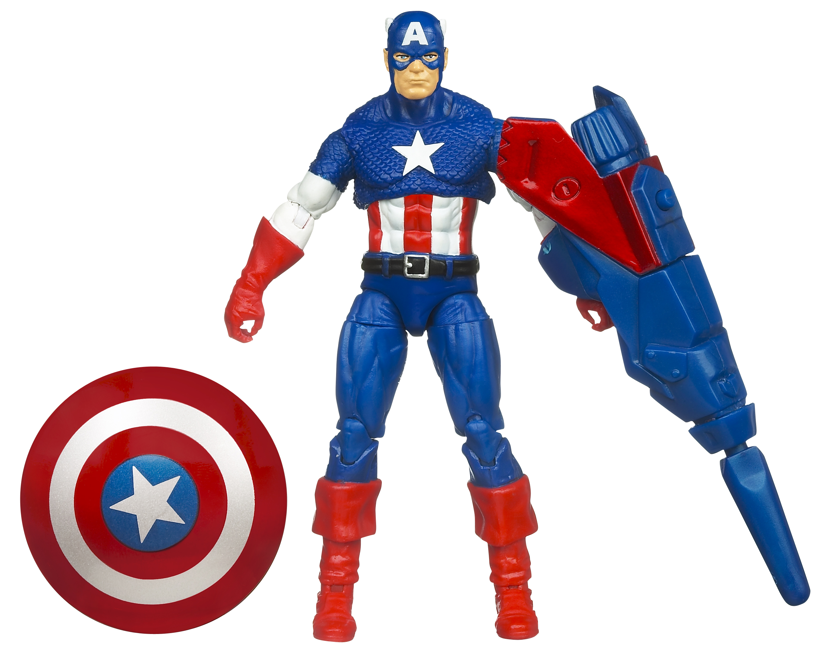 Captain America Wave 1 Toys   Graphic Policy