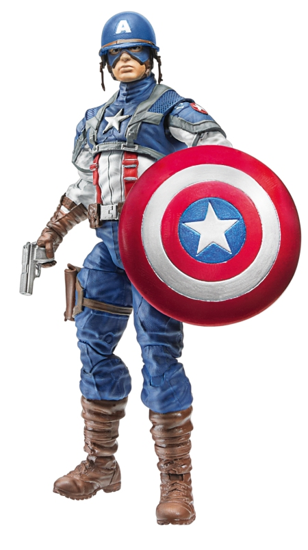 Captain America Final Mission