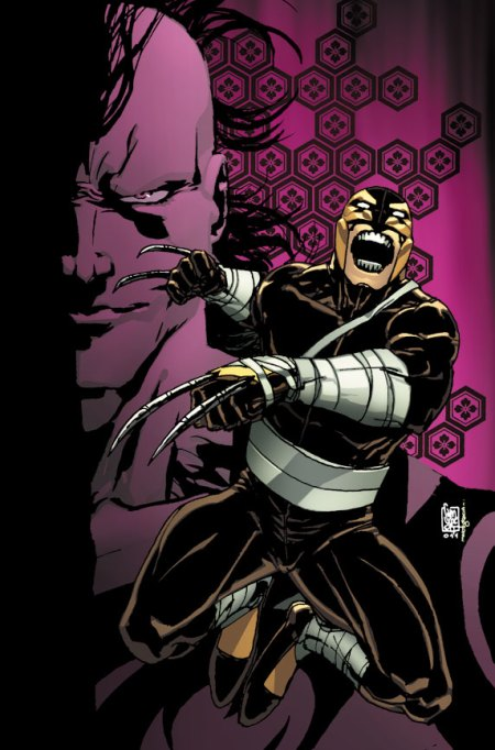 Daken: Dark Wolverine #9.1 Cover