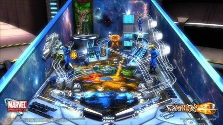 Fantastic Four Pinball