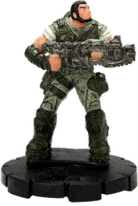 Gears of War Heroclix 2