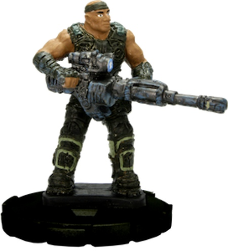 Gears of War Heroclix 4