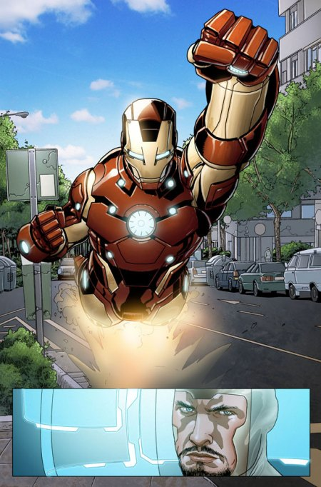 Invincible Iron Man #504 Preview3