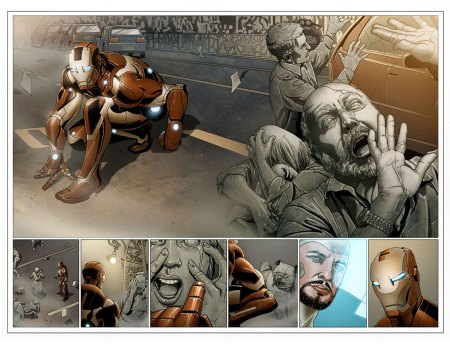 Invincible Iron Man #504 Preview5