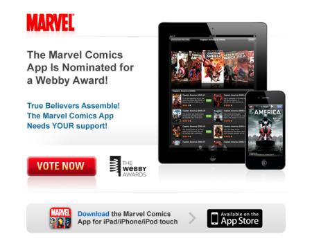 Marvel Webby