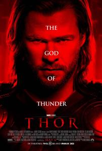 Marvel Studios Thor Poster