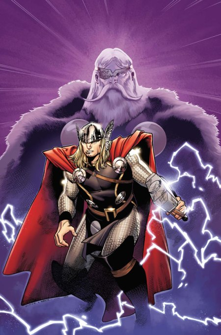 The Mighty Thor #2 Cover