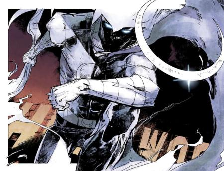 Moon Knight #1 Preview3
