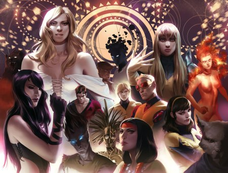 New Mutants #25 Cover