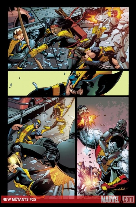 New Mutants #25 Preview2