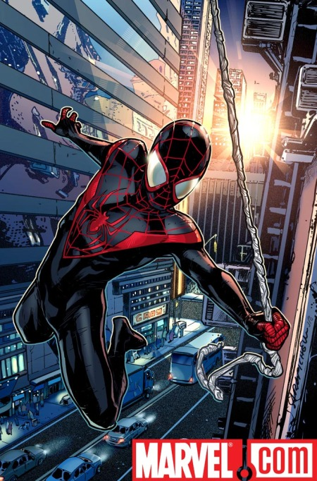 New Ultimate Spider-Man Promo Image