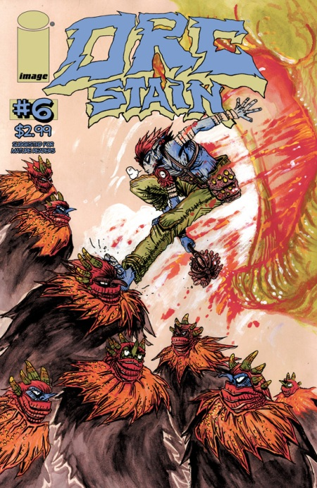 Orc Stain #6 cover