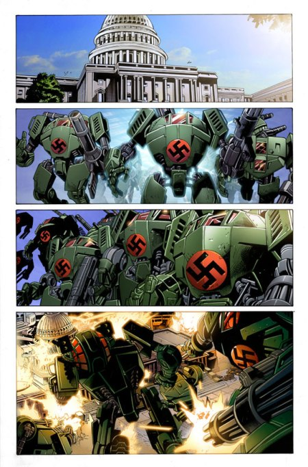 Secret Avengers #13 Preview1