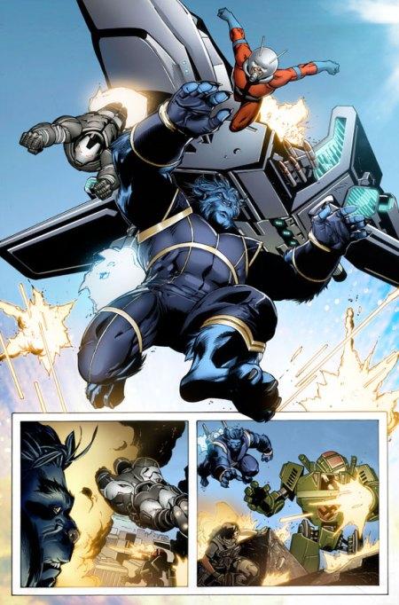 Secret Avengers #13 Preview2
