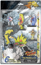 Street Fighter Heroclix Starter Pack