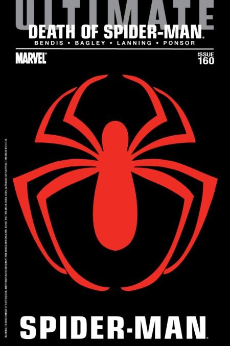 Ultimate Comics Spider-Man #160 Polybag