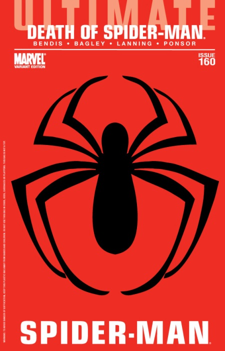 Ultimate Comics Spider-Man #160 Polybag Variant