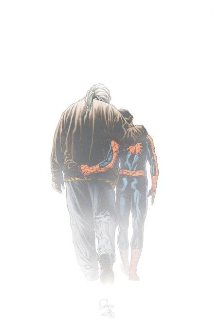 Ultimate Comics Spider-Man #160 Quesada Variant