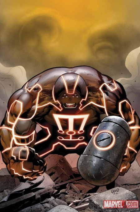 UNCANNY X-MEN #540 Cover