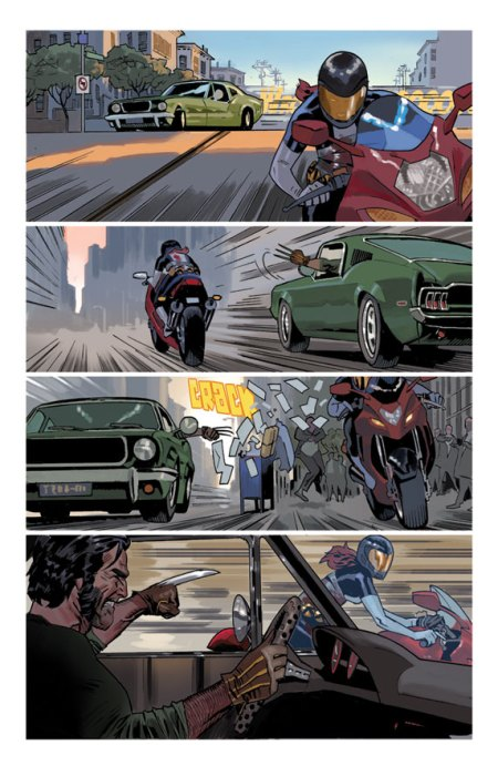 Wolverine #9 Preview3
