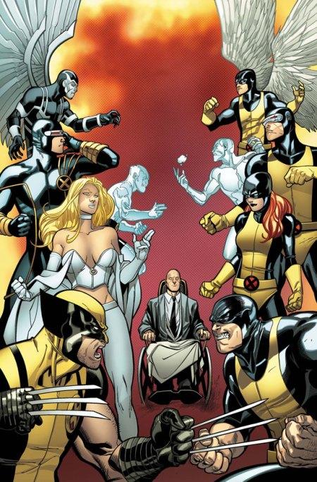 X-MEN GIANT SIZE #1 COVER MEDINA VARIANT