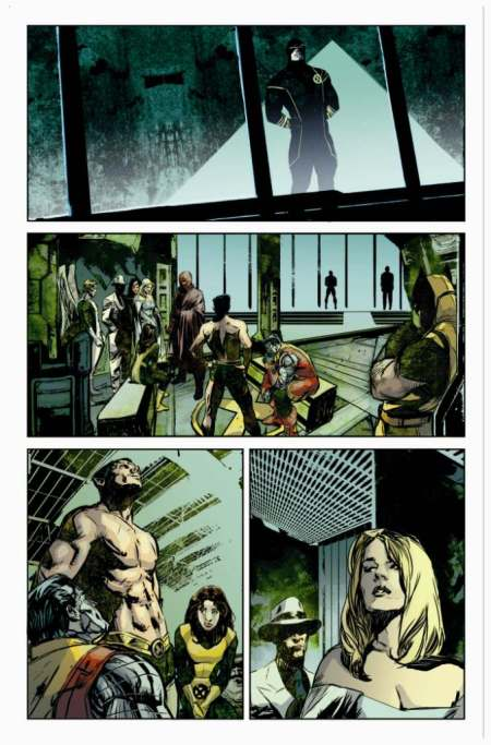 X-Men: Prelude To Schism #1 Preview1