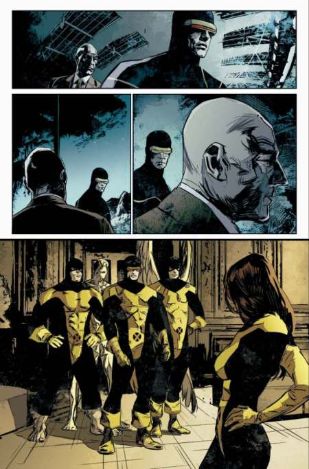 X-Men: Prelude To Schism #1 Preview4