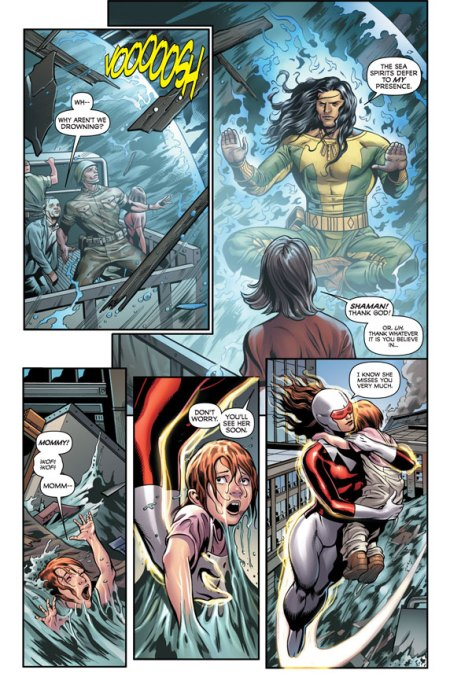 Alpha Flight #1 Preview4