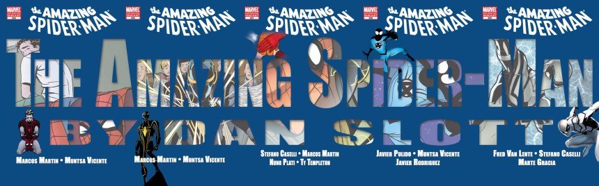 Amazing Spider-Man #655-659 Covers 2nd Printing
