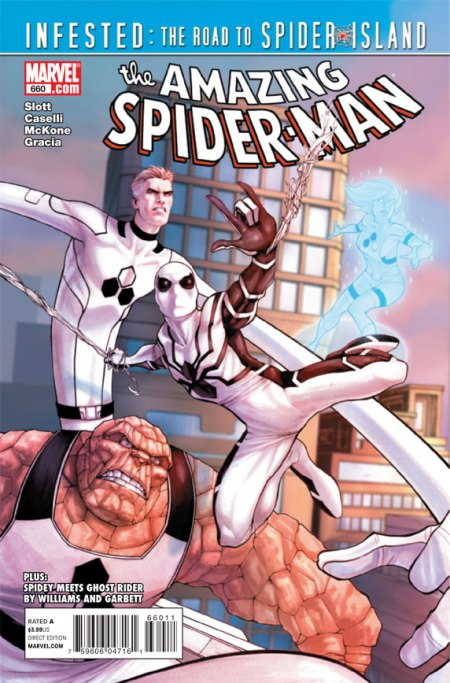 Amazing Spider-Man #660 Cover