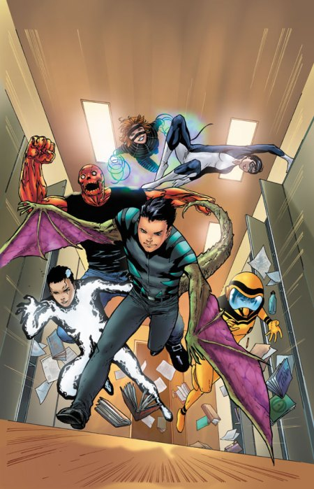 Avengers Academy #14.1 Cover
