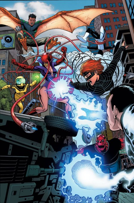 Avengers Academy #14.1 Preview1