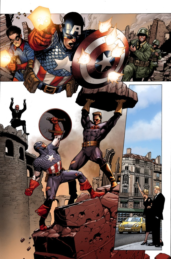 Captain America #1 Preview2