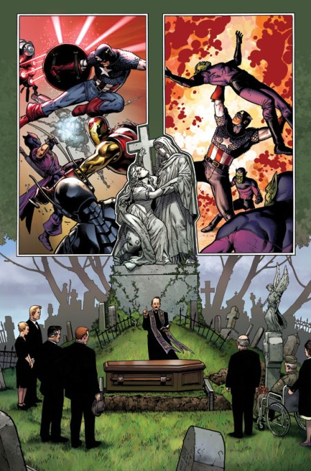 Captain America #1 Preview3