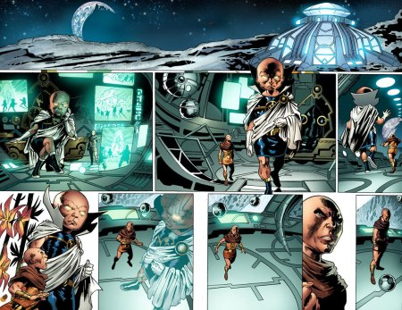 Captain America Corps #1 Preview2