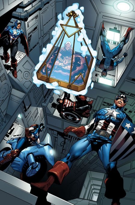 Captain America Corps #1 Preview3