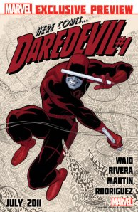 Daredevil #1 Cover