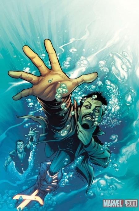 Fear Itself: The Deep #1 Cover