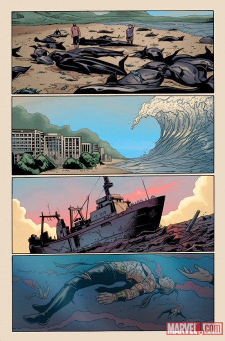 Fear Itself: The Deep #1 Preview1